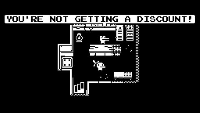 "Minit is an adventure video game. The game's premise is that each of the player's lives only lasts for one minute, resulting in ""a peculiar little adventure played sixty seconds at a time"". With each interval, the player will learn more about the environment. Gameplay progresses by the player keeping all items they have collected during each of their sixty second lives. (from Wikipedia)"